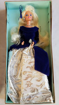 Barbie Doll Winter Velvet Avon Special Collector Edition 1995 Mattel 15571 - $14.84