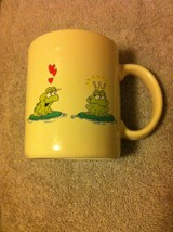 VAGABOND--FATHER'S DAY COFFEE MUG / CUP--PAPEL--PRINCE--FROGS----FREE SH... - $13.75