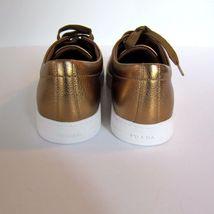J New Toro Size US Bronze Shoes Sneakers Prada 9 2370233 10 Metallic FSrwFq