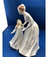 "ROYAL DOULTON figurine -Just For You - HN3355 -8 1/4"" high -1991 in orig... - $65.00"
