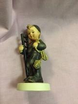 Vintage Hummel # 12/1 Chimney Sweep - Boy With Ladder Figurine - Older Mark - $47.41