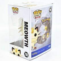 Funko Pop! Games Pokemon Meowthe #780 Vinyl Action Figure image 3