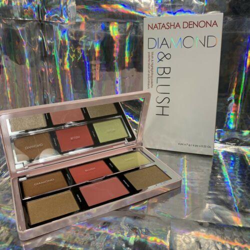 NEW IN  BOX NATASHA Denona Diamond & Glow 02 CITRUS