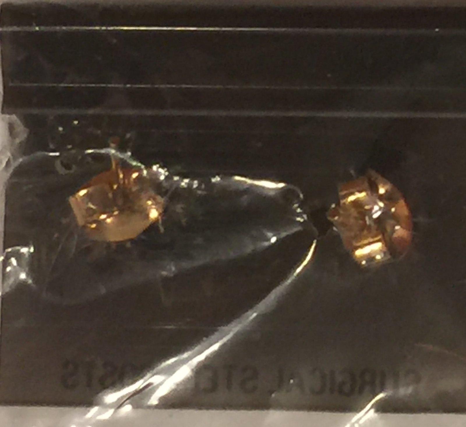 VTG 80s Earrings~Genuine Dentelle West German Crystal Rhinestone/Faux Pearl Stud image 6
