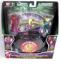 Power Rangers ✰ Mighty Morphin Power Rangers Mini Mix & Morph Base 2009 ... - $26.99