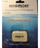 Mag-Float Mini Aquarium Magnet Cleaner Glass Acrylic Plastic  Up To 10 G... - $9.74