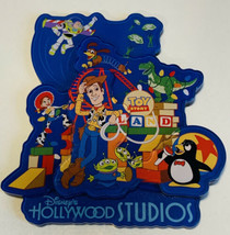 Disney Parks Exclusive Disney Hollywood Studios Toy Story Land Magnet New - $16.16