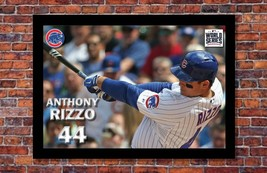 """MLB World Series   Anthony Rizzo Poster   Chicago Cubs   19"""" wide x 13"""" ... - $14.95"""