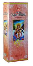 Hem Best Seller Incense Maha Saraswati 120 Incense Sticks  Free Shipping - $7.80