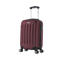 InUSA Philadelphia Hardside Luggage, Travel Suitcase w/ Spinner Wheel & ... - $199.99