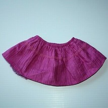 American Girl 2006 Sweet Sequins Party Outfit Crinkle Skirt For Doll Only - $7.99