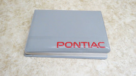 1994 Pontiac Grand Prix Owners Users Manual NOS OEM L-210 - $17.54