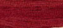 Licorice Red (CCT-228) strand hand-dyed cotton floss Classic Colorworks - $2.15