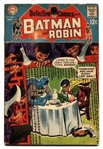 DETECTIVE COMICS #383-BATMAN AND ROBIN VG- - $18.62