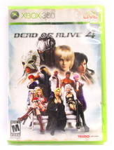 Microsoft Game Dead or alive 4 - $4.99