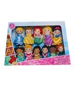 "NEW SEALED Disney Princess 7"" Plush Doll Super Pack Set of 11 - $83.79"