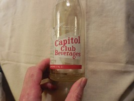 Capitol Club Beverages 7 oz  Bottle, Norristown, PA  (Price is for 1) - $7.92
