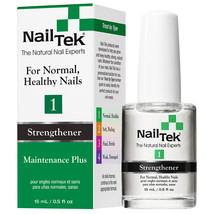 Nail Tek Maintenance Plus 1, 0.5 oz