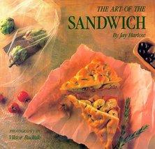 The Art of the Sandwich Harlow, Jay and Budnik, Viktor - $5.69