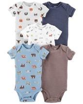 Carter's Baby Boys' Multi-PK Bodysuits 126h573 - $20.00