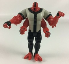"Ben 10 Alien Force Four Arms 4"" Action Figure Bandai Cartoon Network 200... - $14.80"
