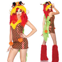 Colorful Monster Animal Cartoon Sexy Costume Halloween Christmas Party - $51.09
