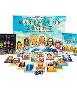 Masters of Light - The Ascended Masters Oracle Board-Game. Journey into ... - $76.16