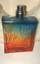 BATH AND BODY WORKS COUNTRY CHIC EAU DE TOILETTE SPRAY 2.5 FL OZ 99% FULL - $31.68