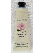 Crabtree Evelyn SUMMER HILL Ultra-Moisturising Hand Therapy Cream .9 oz/25g New - $19.79