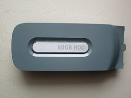 Xbox 360 60GB Hard Drive (Not compatible with Xbox 360 Slim) [video game] - $28.42