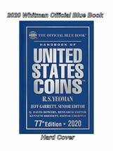 2020 Blue Book, Handbook of U.S. Coins Hardcover, 77th Ed. - $14.49