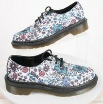 Dr Martens Lester The Original Airwair Women's Shoes Sz 5 36 Lace Up Floral New - $79.19