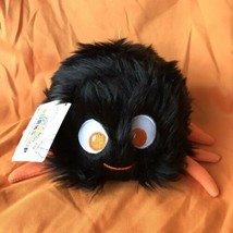 Build A Bear Halloween Buddies Scare Antula Spider Black and Orange Sma... - $29.95
