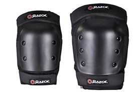 Razor Youth Pro Pad Set, Black - $17.76