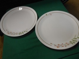 Great Set of 2 DINNER Plates SYRALITE by Syracuse China USA - $6.80