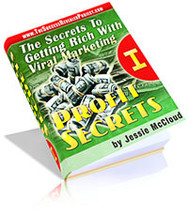 Profit Secrets I - ebook - $1.79