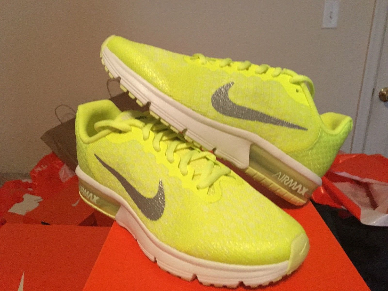 122f994edc197 Nike Air Max Sequent 2 (GS) 869994 700 size and 32 similar items
