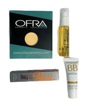 Lot 4 Beauty Skin Care Makeup Bundle Ofra Benefit Marcelle Supergoop - $15.83