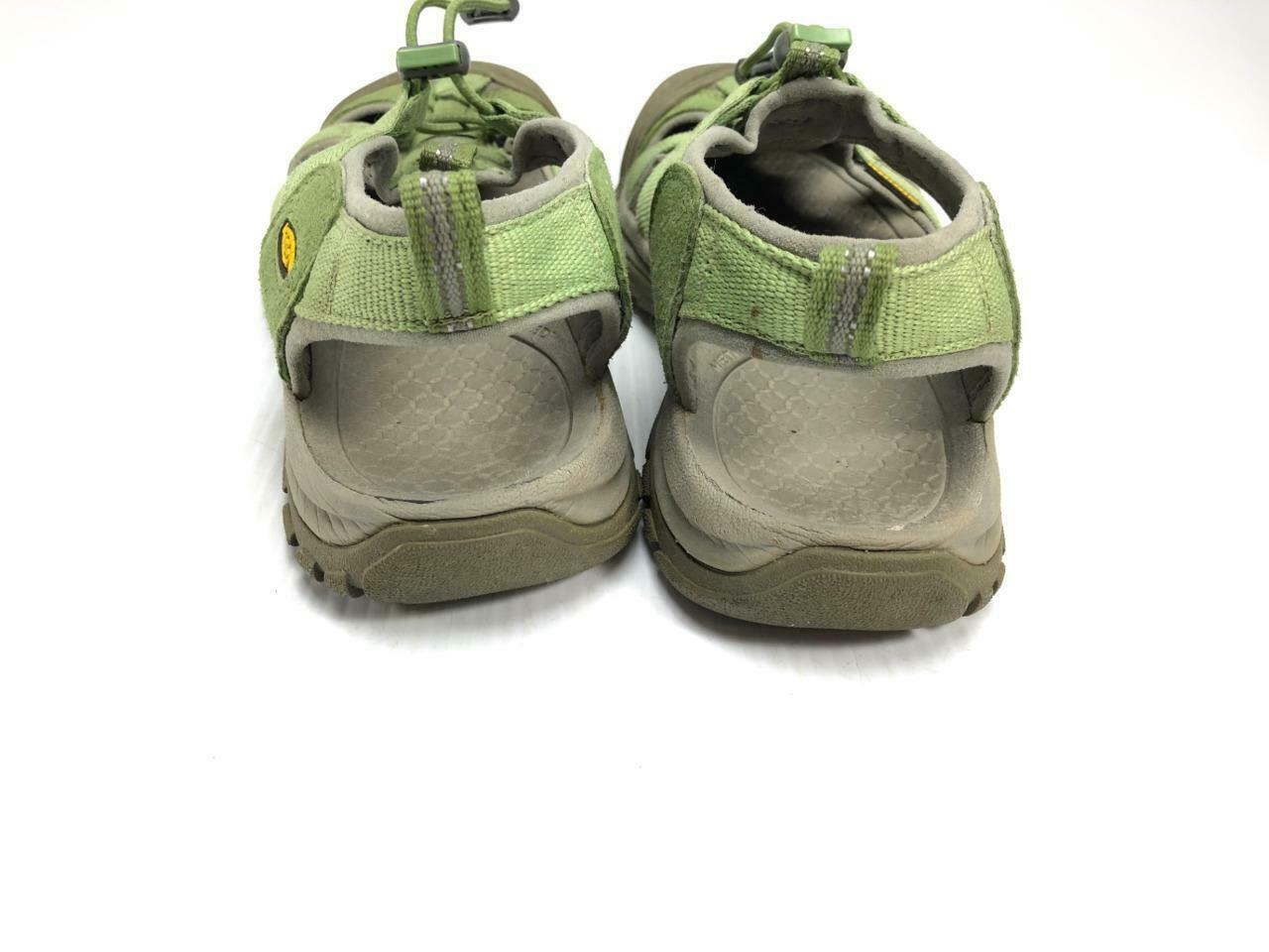 Keen Venice H2 water sandals in green womens 8 image 6