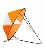 42 inches Downwind Wind Sail Kit Kayak Wind Sail Kayak Paddle Board Acce... - $81.45+