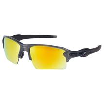Oakley Flak 2.0 Matte Gray Smoke Polarized Sunglasses,New,Free Shipping!!! - $178.95