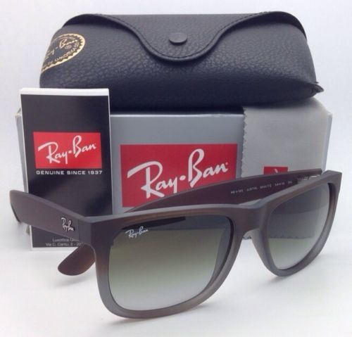 1eb6e683df0c Ray-Ban Sunglasses JUSTIN RB 4165 854 7Z and 50 similar items. 12