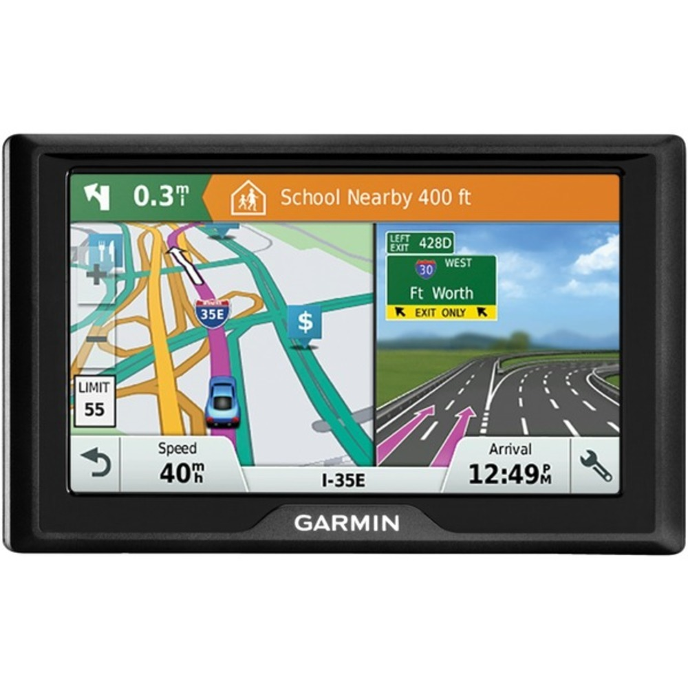 "Primary image for Garmin 010-01678-0B Drive 51 LM 5"" GPS Navigator with Driver Alerts (US Lifetime"