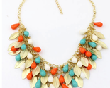 Boho Chunky Statement Necklace - €16,13 EUR