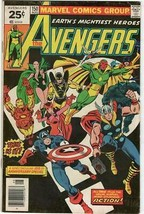 The Avengers #150 Bronze Age Collectible Comic Book Marvel Comics! - $15.11