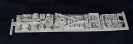 Vintage Star Wars Millennium Falcon Exterior Side Panel Part 519034 - $4.94