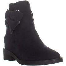 Nine West Tinasofa Ankle Boots, Navy, 7 US - $49.91