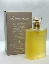 OLD Diorissimo Parfume By Christian Dior 3.4Oz / 100ml EDT FOR WOMEN - $224.95