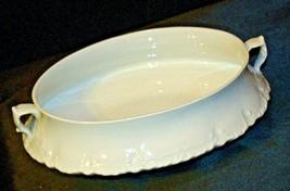 "Stauer Homer Laughlin ""Hudson"" serving bowl - White AA18-1222"