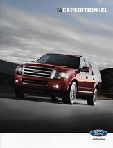 2014 Ford EXPEDITION sales brochure catalog US 14 XLT Limited King Ranch EL - $8.00